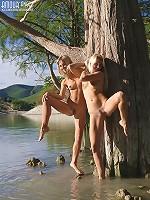 Naked Lesbian Teens