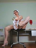 Smoking nurse