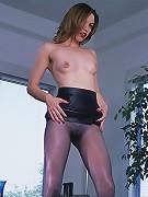 Stocking Girl
