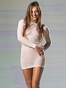 Dominika C American Apparel Dress