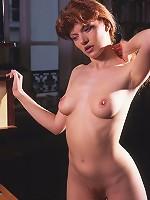 Erica, a gorgeous redhead