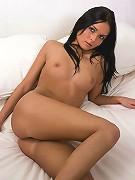 Jana in bed