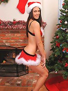Nubiles.net Tiffany_thompson - Santa hottie Tiffany Thompson receives the greatest gift a sweet pussy drill with her red rabbit toy